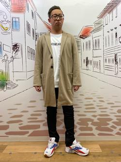 WEGO 町田ジョルナ店 大野佑有斗