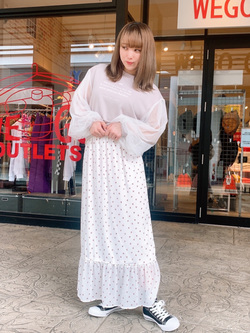 WEGO OUTLETS 三井アウトレットパーク入間店 おみちゃん