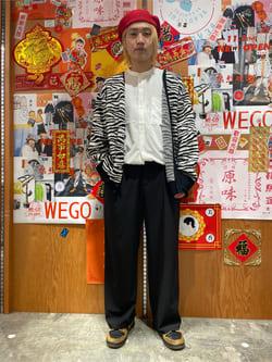 WEGO キャナルシティ博多店 龍之介