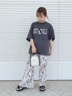 WEGO THE OUTLETS HIROSHIMA店 りた。