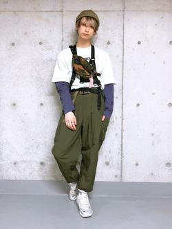 WEGO 1.3.5... 原宿竹下通り店 和泉