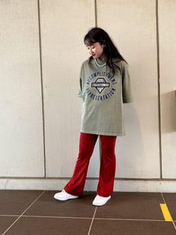 WEGO OUTLETS 三井アウトレットパーク仙台港店 ナツキ
