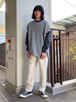 WEGO OUTLETS 三井アウトレットパーク仙台港店 Msashi Kato