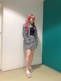 WEGO ららぽーと磐田店 しおん