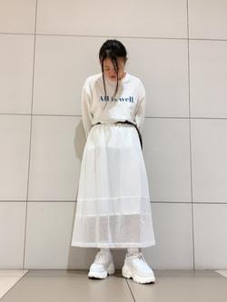 WEGO MARK IS 静岡店 ゆい