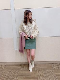WEGO イオンモール熱田店 ちぃ