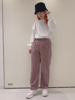 WEGO 福岡パルコ店 ゆうかりん
