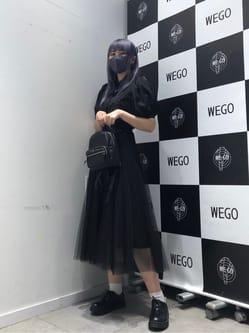 WEGO 原宿竹下通り店 セイラ