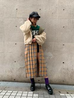 WEGO 心斎橋2号店 まいみ