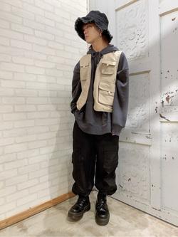 WEGO 仙台パルコ店 はるちゃん