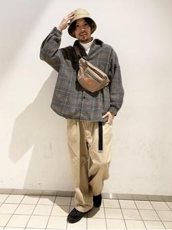 WEGO ダイバーシティ東京 プラザ店 渡辺駿