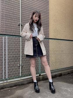 WEGO ららぽーと横浜店 유리키
