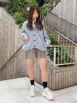 WEGO 横浜ジョイナス店 유리키