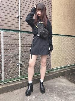 WEGO ららぽーと横浜 유리키