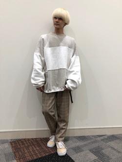 WEGO イオンモール水戸内原店 石濱裕太