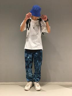 WEGO LA HEP FIVE店 岩頭 翔太