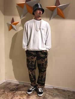 WEGO イオンモール久御山店 ヨシキ
