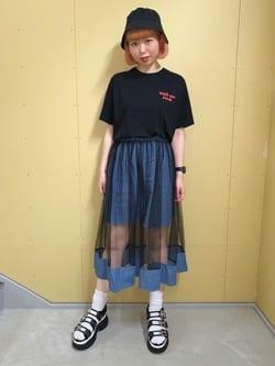 WEGO OUTLETS 三井アウトレットパーク北陸小矢部店 きゃりちゃん