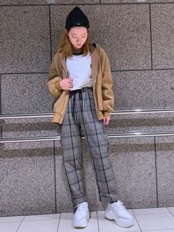 WEGO 心斎橋3号店 青