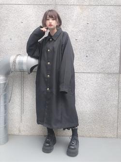 WEGO TOKYO 原宿店 もいちゃん