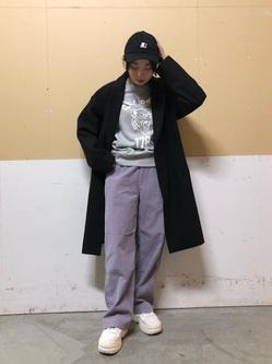 WEGO イオンモール石巻店 ぷうこ