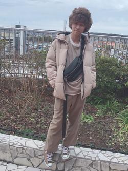 WEGO イオンモール水戸内原店 かつゆき