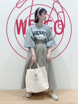 WEGO 錦糸町パルコ店 ずー