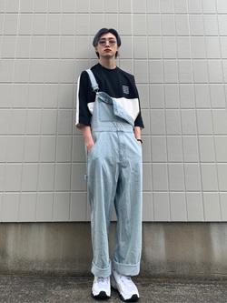 WEGO TOKYO 原宿店 クツナ コウキ