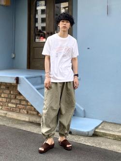 WEGO あべのキューズモール店 小泉雅弘