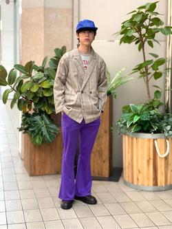 WEGO 神戸ハーバーランドumie店 小泉雅弘