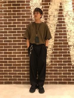 WEGO 名古屋パルコ店 西浦 英太
