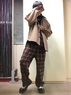WEGO アミュプラザ長崎店 しろくん