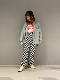 WEGO HEP FIVE店 洋子
