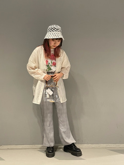 WEGO LA HEP FIVE店 洋子