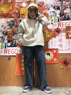 WEGO キャナルシティ博多店 ごえ