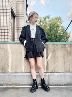 W♥C 原宿竹下通り店 sumi
