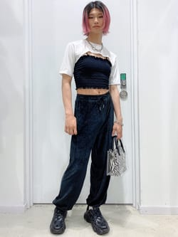 WEGO イオンモール宮崎店 わがまましみず / ジェンダーレスファッション