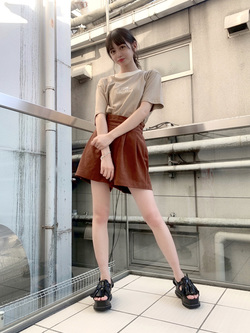 WEGO 原宿竹下通り店 らこ