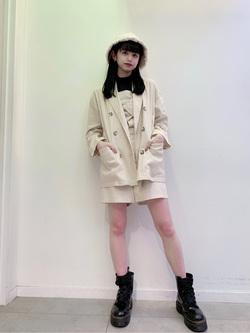 WEGO 原宿竹下通り店 櫻子(らこ)