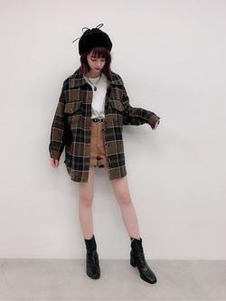 WEGO TOKYO 原宿店 櫻子(らこ)