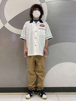 WEGO イオンモール旭川駅前店 白鳥翔也