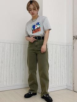 WEGO イオンモール倉敷店 もってぃ☺︎×××