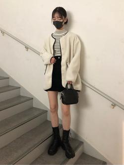 WEGO ダイバーシティ東京 プラザ店 M