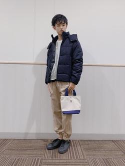 WEGO イオンモール筑紫野店 竹本陸杜 (りっくん)
