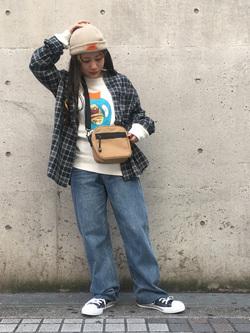 WEGO 心斎橋2号店 コシモトユイカ