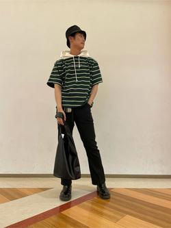 WEGO トレッサ横浜店 徳田 泰己