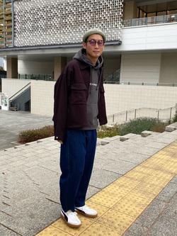 WEGO MARK IS みなとみらい店 徳田 泰己