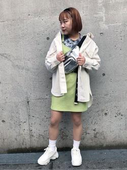 WEGO 心斎橋2号店 Michiru