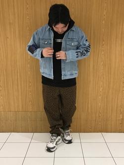 WEGO 調布パルコ店 竹崎 俊彦