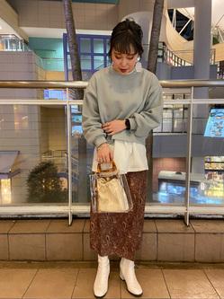 WEGO ららぽーとTOKYO-BAY店 ゆいぴー